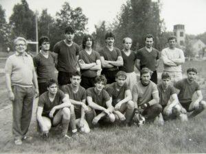 Vorwärts Mahlow Saison 1986/87